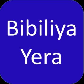 Bibiliya Yera (KINYARWANDA) poster