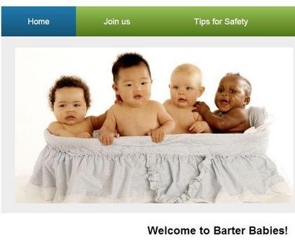 Barter Babies apk screenshot