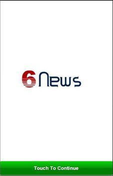 6News poster