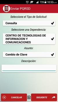 PQRSD Móvil apk screenshot