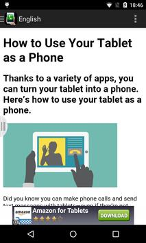 TabletPhone apk screenshot