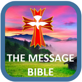 The Message Bible | Free icon