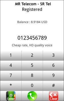 MR Tel - (SR  Telecom) apk screenshot