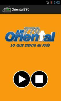 Oriental770 poster