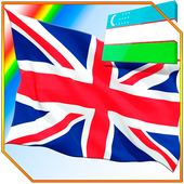 Learning English by pictures icon
