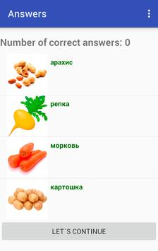 Learning Russian by pictures apk screenshot