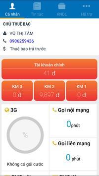 My MobiFone apk screenshot