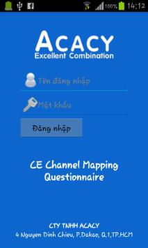 CE Channel Mapping poster