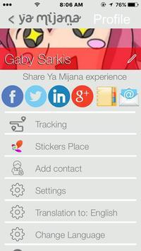 Yamijana 1.0.0 Beta apk screenshot