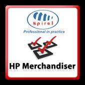 Spiral - HP Merchandiser icon