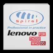 Spiral Lenovo Solution icon