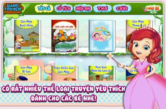Hang Truyện - Cổ Tích Việt Nam apk screenshot