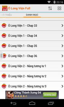 Ô Long Viện - Full apk screenshot