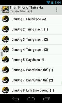 Thần Khống Thiên Hạ -Tiên hiệp poster