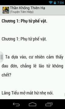 Thần Khống Thiên Hạ -Tiên hiệp apk screenshot