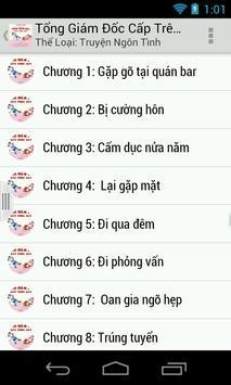 Tong Giam Doc Cap Tren Out poster