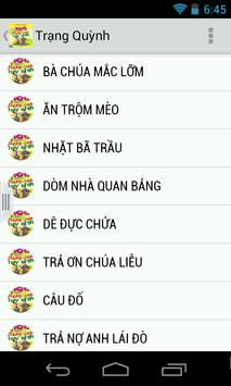 Truyen Cuoi Trang Quynh poster