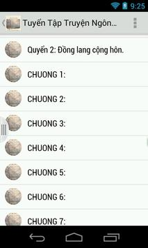 Truyen Ngon Tinh Chon Loc apk screenshot