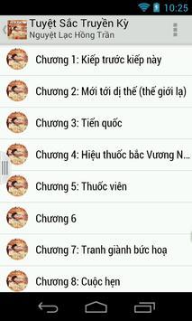 Tuyet Sac Truyen Ky (rat hay) poster
