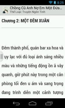 Chong Cu Anh No Em Mot Dua Con apk screenshot