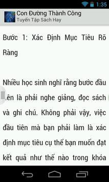 Bi Quyet Hoc Tot (sach hay) apk screenshot