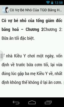 Co Vo Be Nho Cua TDG Bang Hoa apk screenshot