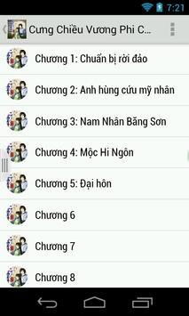 Cung Chieu Vuong Phi Chi Ton poster