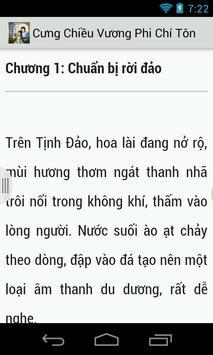 Cung Chieu Vuong Phi Chi Ton apk screenshot