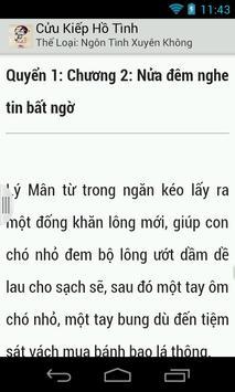 Cuu Kiep Ho Tinh (Rat hay) apk screenshot