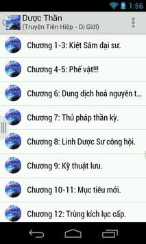 Duoc Than - Truyen Tien Hiep poster