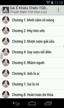 Gai E Khieu Chien TGD Ac Ma poster