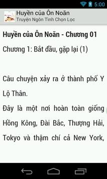 Huyen Cua On Noan (Rat hay) apk screenshot