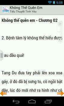 Khong The Quen Em (Full) apk screenshot