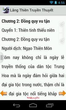 Lăng Thiên Truyền Thuyết(Full) apk screenshot