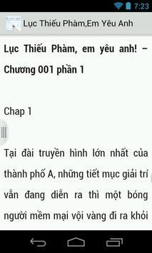 Lục Thiếu Phàm, em yêu anh!!!! apk screenshot