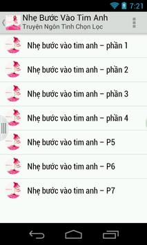Nhe Buoc Vao Tim Anh (Full) poster