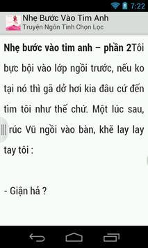 Nhe Buoc Vao Tim Anh (Full) apk screenshot