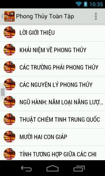 Phong Thuy Toan Tap (Sach hay) poster
