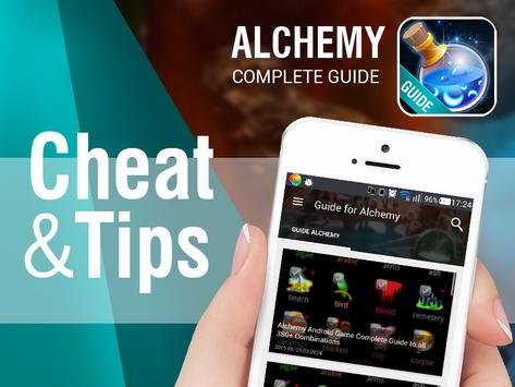 Guide for Alchemy apk screenshot