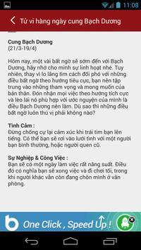 Xem Boi Tu Vi 2016 apk screenshot