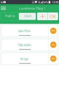 LumiHome Plus apk screenshot