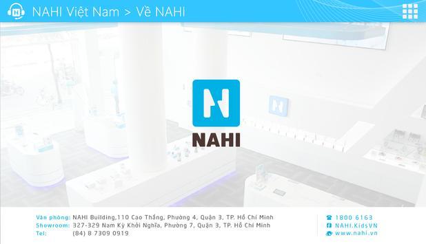 NAHI SalesKit poster