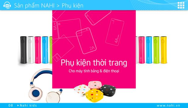 NAHI SalesKit apk screenshot