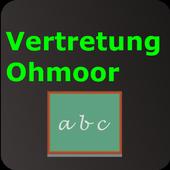 Ohmoor Vertretungsplan icon