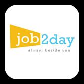 Job2day - Việc Làm Sinh Viên icon