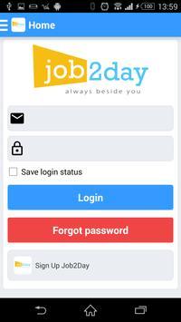 Job2day - Việc Làm Sinh Viên poster