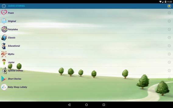 Audio Stories (English Books) apk screenshot
