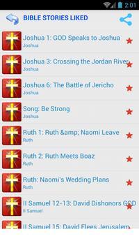 ♱ Audio Bible [For Children] apk screenshot
