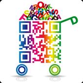 QR Checkout icon