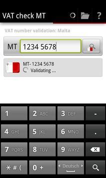 VAT check MT poster